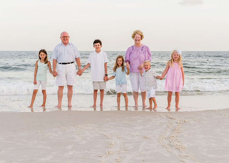 Grands and grand parents 2